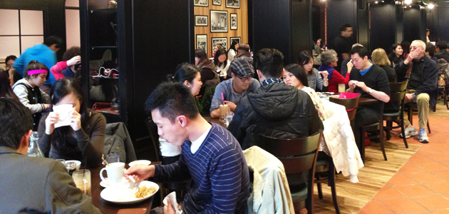 PappaRich Chatswood