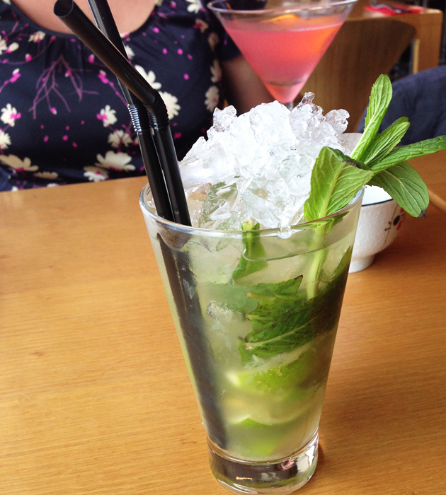 Mojito on Darling Harbour