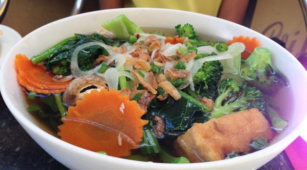 Vegetable Noodle, $11.60