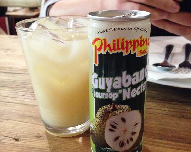 Guyabano Juice, $3.50