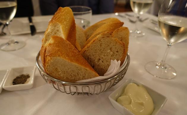 Crusty Sourdough, $1 per  person