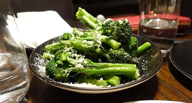 Broccolini, $12