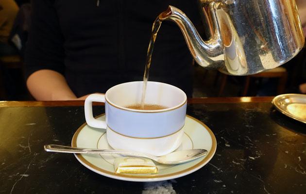 Marie-Antoinette tea ($7.40 EU)