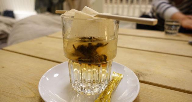 Black Treasure Tea ($2.80EU)