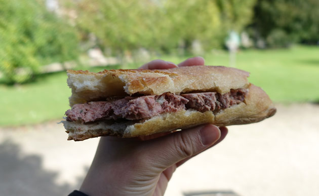 Diy picnic lunch in beautiful paris gourmanda for Ancienne maison cutlery