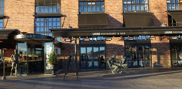 Review Louise Restaurant And Bar Oslo Norway Gourmanda