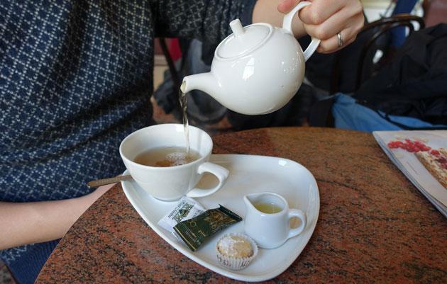 Earl Grey Imperial Tea (290 Serbian Dinar)