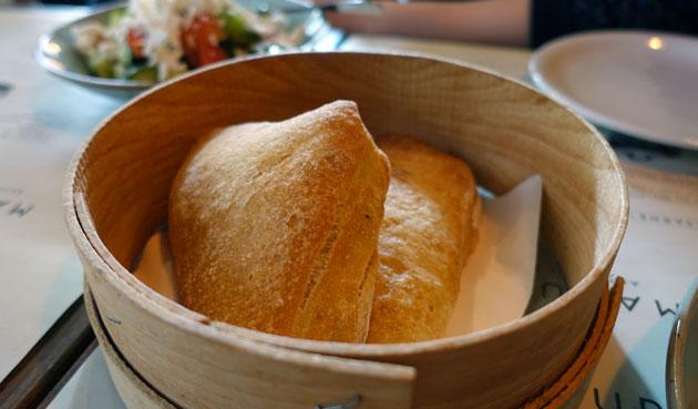 Manufactura bread, 60 Serbian Dinar each