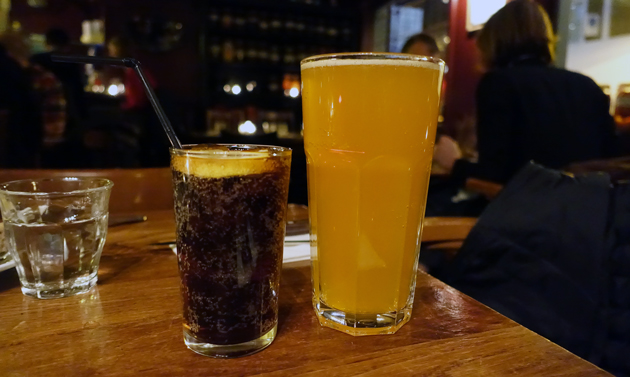 Addlestones Cider, 4.20 GBP, Diet Coke, 2.10 GBP