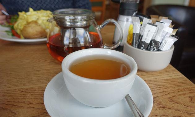 Highland Chai Tea (grown in Scotland), 2.25 GBP
