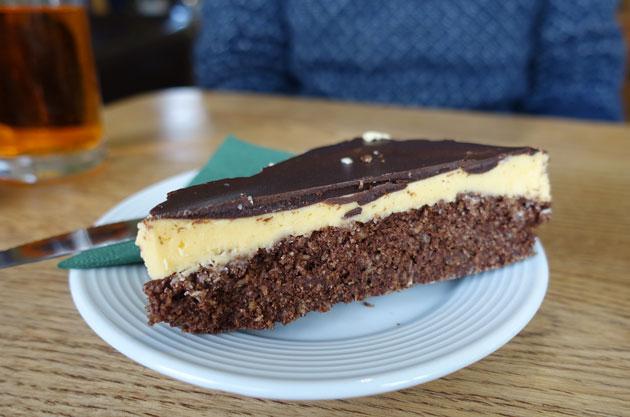Vanilla Slice, 2.25 GBP