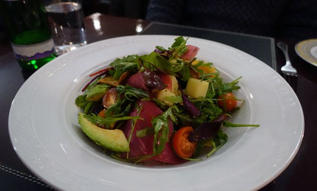 Garden salad, 4 GBP