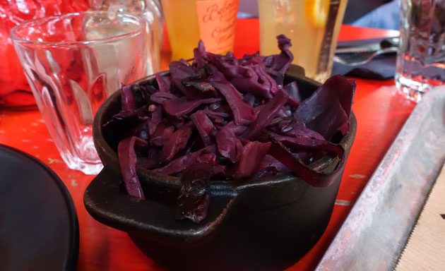 Spiced Red Cabbage, 2 GBP
