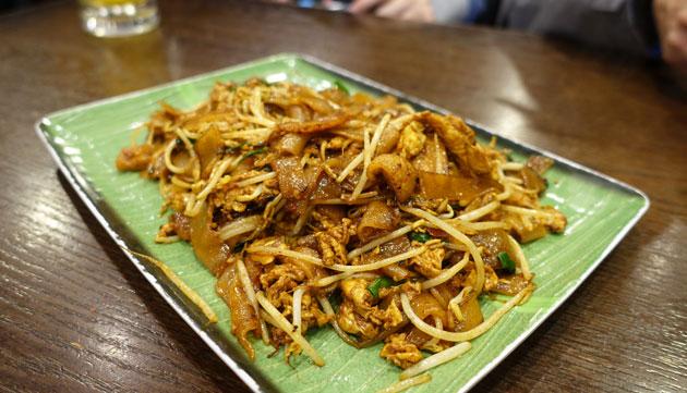Penang Fried Koay Teow, $10.90