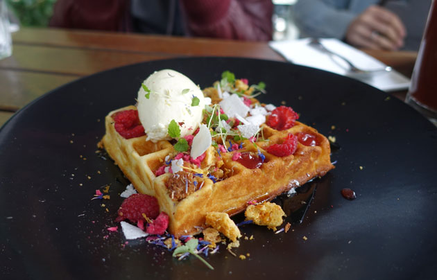 Daily Special - Waffle