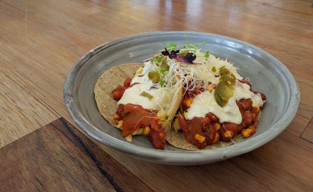 Breakfast Tacos, $14.50 AUD