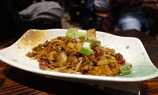 Penang Char Kway Teow, $11.80 AUD