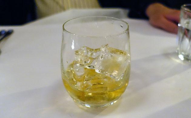Balvenie 12 year old double woodsmoked scotch whiskey ($15)